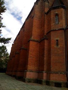 Brno red church Czech Republic, History, Architecture, City, Red, Arquitetura, Historia, Cities, Architecture Design
