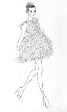 78 best fashion illustration station images on pinterest 1966 Teen Fashion bijou