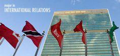 International Relations Major