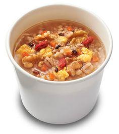 玄米とクコの実の薬膳粥+medi(プラスメディ)