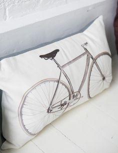 Bike pillow