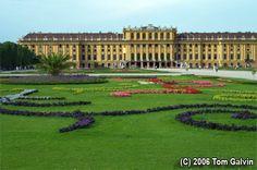 Schoenbrunn, Vienna