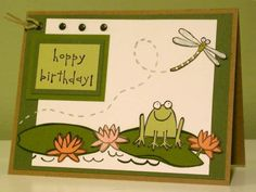 an unfrogettable birthday