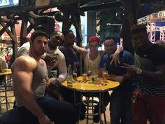 Strip Clubs, Savage, Behind The Scenes, Wrestling, Men, Lucha Libre