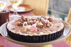 Try this decadent take on rocky road for a dessert that is sure to impress.