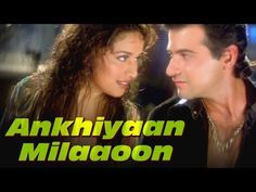 Akhiyaan Milaoon Kabhi | Raja Songs | Madhuri Dixit | Sanjay Kapoor | Udit Narayan | Alka Yagnik - YouTube Mp3 Song Download, Full Movies Download, Movie Songs, Hit Songs, Sanjay Kapoor, Bollywood Music Videos, Udit Narayan, Kumar Sanu, Lata Mangeshkar