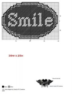 SMILE MAGNET by CANDY'S PC CREATIONS