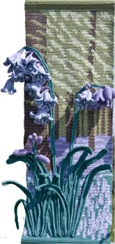 Bluebells Wall Hanging