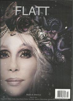 Flatt fashion magazine Cher Matthew Modine Dance Theatre of Harlem Bill Brandt