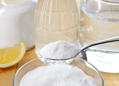 Unclog toilet baking soda and vinegar bathroom bomb-2 c baking soda,1/4 c Epsom salts, 8-10T dish detergent...form in miffin liner, let dry overnight--drop one into toilet + 4 c water