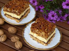 Kuchnia pachnąca wanilią : ORZECHOWIEC Tiramisu, Ethnic Recipes, Food, Essen, Meals, Tiramisu Cake, Yemek, Eten
