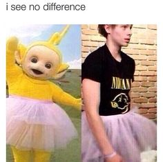 i hate the spot the difference games. i always lose. Luke from 5sos, I love him.