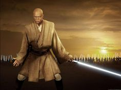 Mace Windu wallpaper
