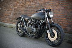 Kawasaki Z 1000 by Wrenchmonkees