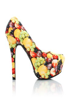 fashion. shoes. heels. fruit. fruits. - Find 150+ Top Online Shoe Stores via http://AmericasMall.com/categories/shoes.html
