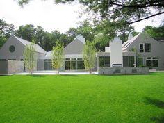 Modern Hamptons farmhouse, from Cococozy blog