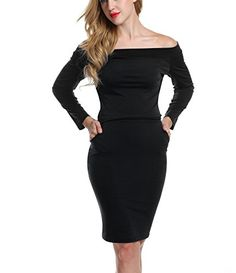 Missmay Womens Vintage 34 Sleeve Navy Blue Lace Retro Evening Party Dress -- Check this awesome product by going to the link at the image.