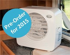Pre-Order  Cool My Camper Air Conditioning - smallest/ most power light camper AC i've seen - could connect to main battery and run as van AC - might be cheaper/easier than installing a standard AC system - probably cheaper overall to just not be home during the day
