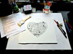 Artist Blog | IndieMade Inspiration with Casey Virata of LuckiiArts | IndieMade
