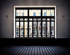 "020 / 365 - ""window front"" @ Ottakring S-Bahn station S Bahn, Study Abroad, Public Transport, Vienna, Austria, Window, Places, Pictures, Bon Voyage"