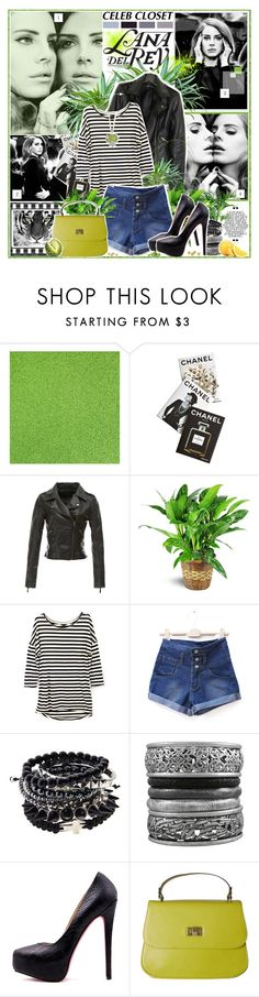 """Lana Del Rey by Bryan Adams"" by ellchy89 ❤ liked on Polyvore featuring Assouline Publishing, Tokyo Rose, PLANT, Miso and Alexis Bittar"