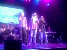 Oak Ridge Boys                                             Live in concert FRONT ROW!!!                       @Beau Rivage Casino in Biloxi, Mississippi