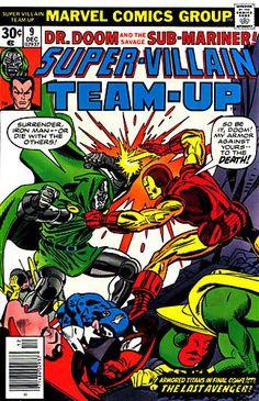 Super Villain Team Up 9