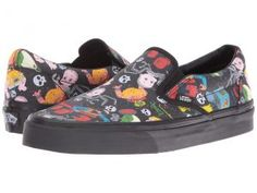 Vans Classic Slip-On X Toy Story Collection ((Toy Story) Sid's Mutants/Black) Skate Shoes