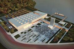 Centro Cultural em Nova Friburgo - Projeto de Estúdio 41 e RDLM Arquitectos Associados