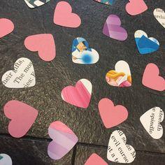 100 pieces of Disney sleeping beauty confetti