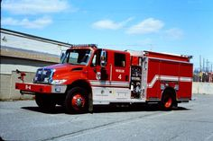 ◆East Rutherford, NJ FD Rescue 4 - 2010 International-Sutphen 4x4◆