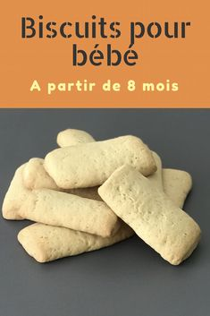 Toddler Meals 59648 [My Baby Recipes] Hard Cookies for Baby Months) - A Baby, It Changes Your Life Boudoir Bebe, Toddler Meals, Kids Meals, Quilts Vintage, Desserts With Biscuits, Baby Cooking, Minimalist Baby, Baby Food Recipes, Food Baby