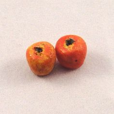 112 Scale Dollhouse Miniature Apples Food by NorthernMiniatures, $2.00