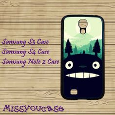Samsung Galaxy Note 3,Samsung galaxy S3,Samsung galaxy S4,Samsung Galaxy Note 2,cute Samsung S4 Case,My Neighbor Totoro,cool S4 case. by Missyoucase, $14.95