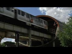 video CTA Green Line IIT Tube  Connections - Chicago Transit Authority Illinois Institute of Technology