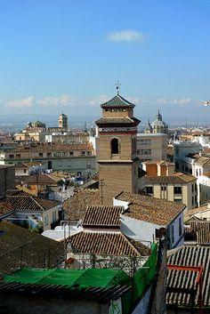 Tejados de Granada - Granada, Granada