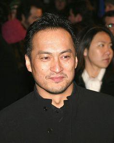 Actor Ken Watanabe (was Chairman in Memoirs of a Geisha)