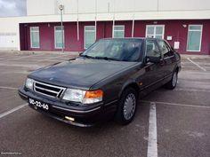 Saab 9000 2000-16V CD. 131CV Novembro/89 - à venda - Ligeiros Passageiros, Lisboa - CustoJusto.pt