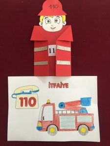fireman-crafts | Crafts and Worksheets for Preschool,Toddler and Kindergarten