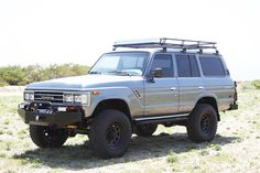 Toyota Land Cruiser - V8 conversion 5.7 4L65E 2