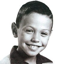 Young Billy Crystal