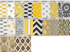 Set of 18 by 18 designer throw pillow Comes by HouseofHenderson, $35.95