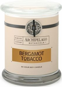 god, still one of the best scents in the world. perfect blend of masculine and feminine. <----Best Candle. Archipelago Bergamot Tobacco Jar Candle
