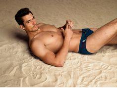 Hot Swim Dude