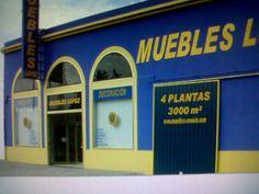Tienda de Muebles, Madrid, Avila, Valladolid, Segovia, Salamanca... Transporte y Montaje Gratis.