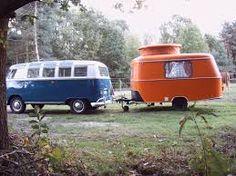 eriba puck and Volkswagen van