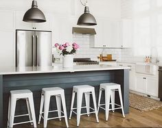 Next Level Shiplap: Creative Ways to Take Wood Paneling Way Beyond Walls Idea for the island