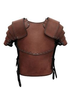 Mercenary Leather Armor brown