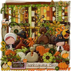 thanksgiving bliss