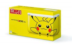 (Old) Report: Pikachu 3DS XL to go for $160 at Target, regular 3DS $130 --- Yay, the Pikachu 3DS XL is available outside of Japan :D